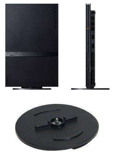 Base vertical de metal ps2 slim 7000,cambio