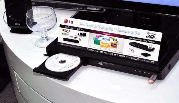 Bluray smart 3d el ultimo modelo de lg