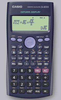 Calculadora cinetifica