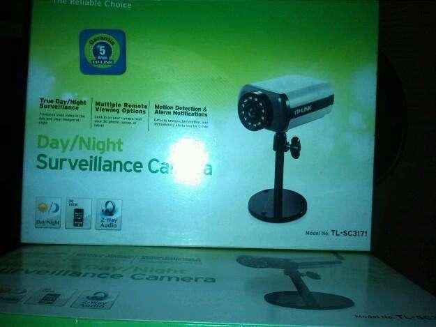 Cam de vigilancia tp link