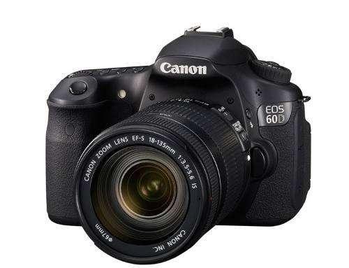 Cámara canon 60d 18mp lente 18135mm nueva.stock 8 de agosto 2014