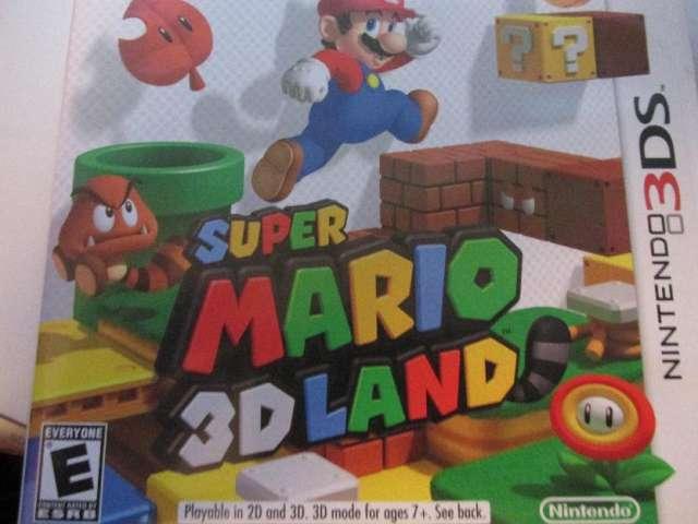 Juegos de nintendo 3ds usados