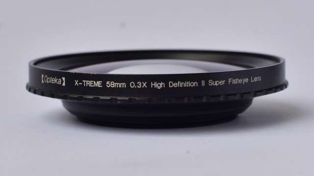Opteka xtreme 58mm 0.3x