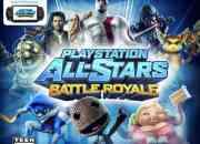 playstation all star battle royale Usado