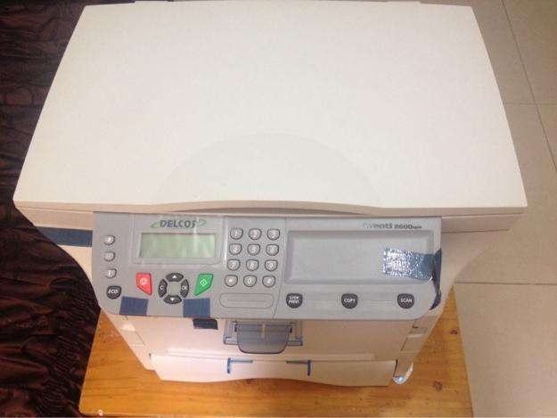Remate copiadora impresora escaner toshiba oficina usb