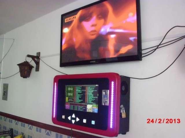 Rockolas digitales con karaoke y entrada usb