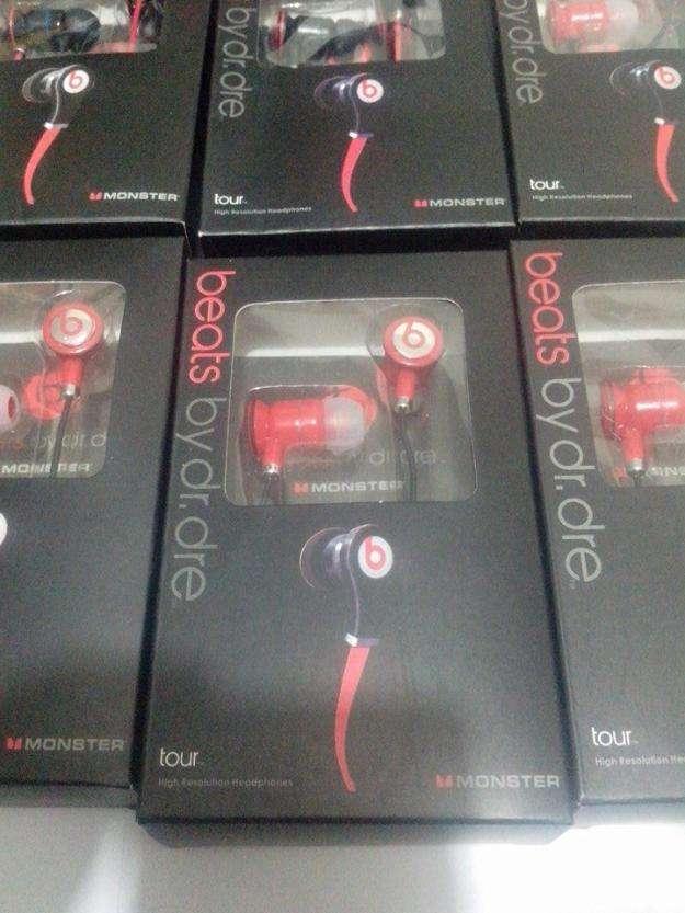 Audifonos beats