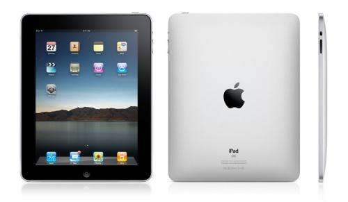Ipad, 32gb, color blanco, wifi