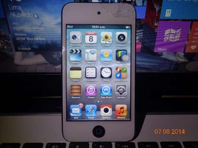 Ipod touch de 4g de 16gb