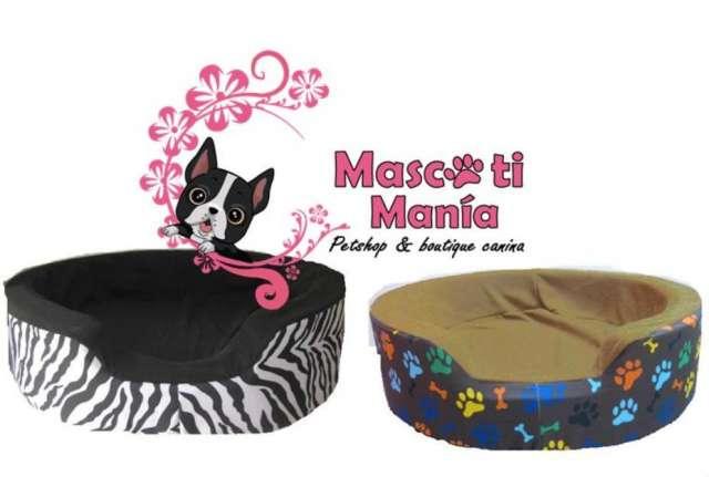 Mascotimania petshop vende camas para perros