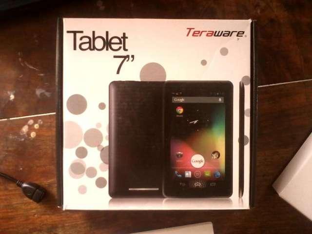 Tablet teraware k701h