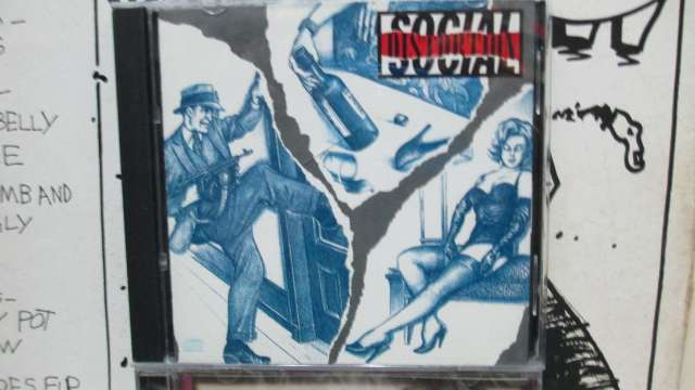 Cd social distorcion usa1990