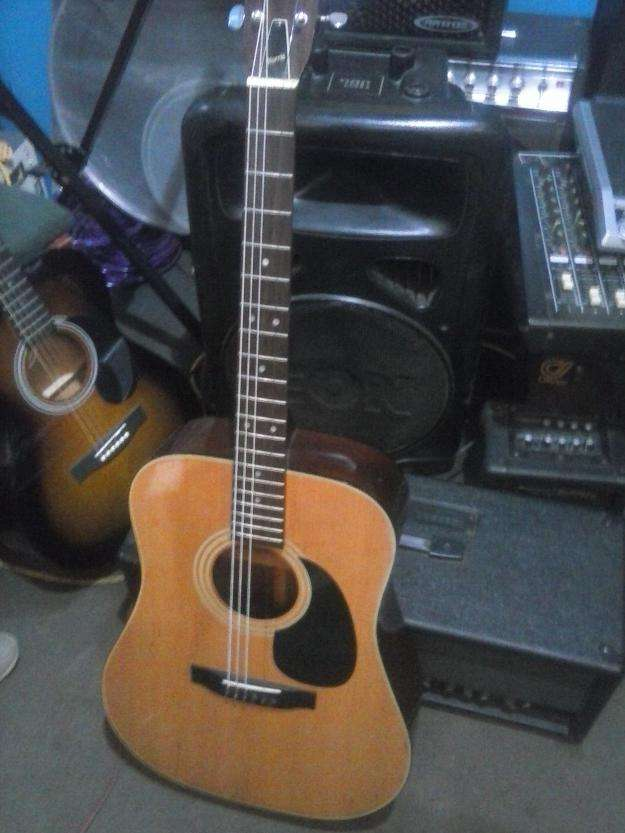 Guitarras acusticas yamaha morris en perfecto estado desde s/.250.00 soles garantizadas