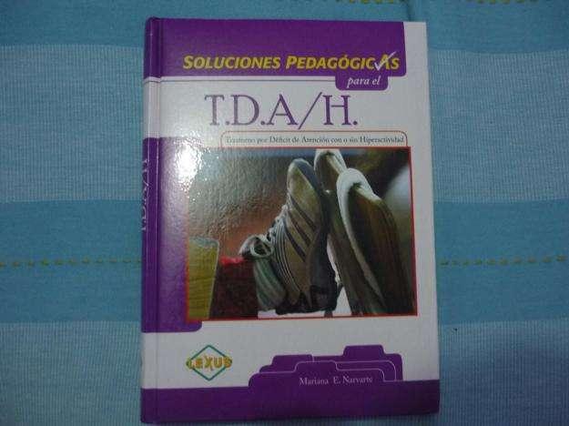 Tda/h: soluciones pedagógicas