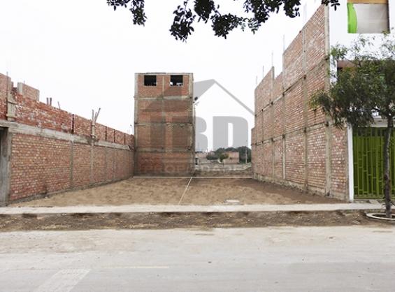 Terreno de 122 mts. en carabayllo