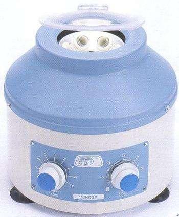 Centrifuga para plasma