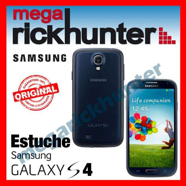 Estuche galaxy s4 protective cover 100 original, funda