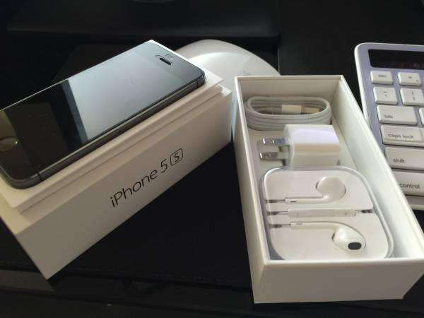 Iphone 5 32 gb black