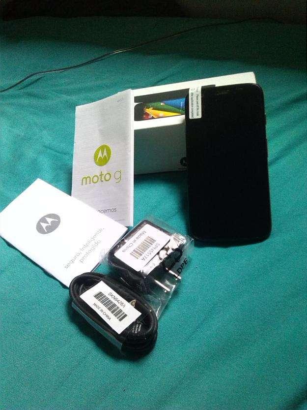 Moto g 4 g ...expandible 32gb libre operador