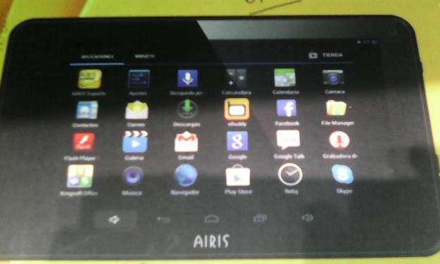 Tablet airis nueva
