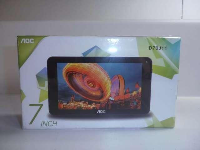 Tablet aoc modelo d70j11