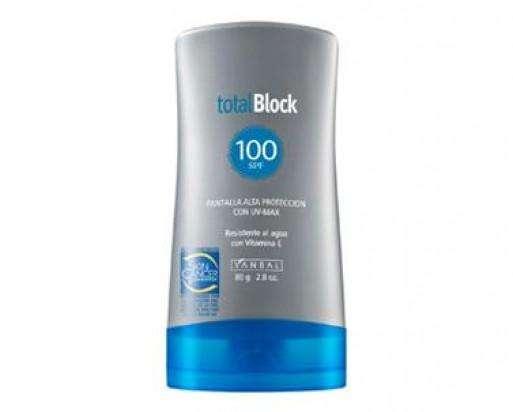Total block 100 spf