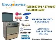 ??6687691() reparacion y mantenimiento ((cocinas whirlpool