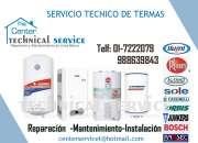 -LIMA//SERVICIO TÉCNICO DE TERMAS