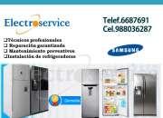 °¯`••Servicio técnico de refrigeradores [.**SAMSUNG.**]Telf.. 2748107••´¯°•