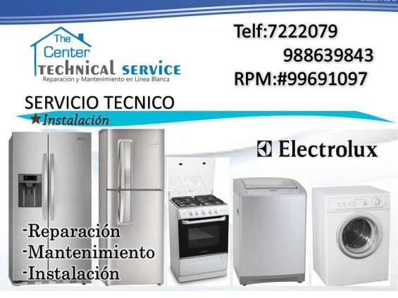 Técnicos en reparación de refrigeradores electrolux 988639843_***garantizados??