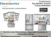 Servicio técnico de refrigerador MAYTAG*6687691*