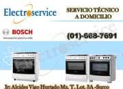 Especialista Servicio Técnico De Cocina [[ BOSCH ]]