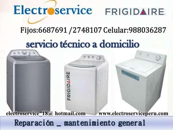 6687691**reparacion de lavadoras frigidaire