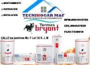 Servicio tecnico de termas bryant 7338618