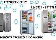 Soporte tecnico  de  refrigeradoras ( coldex) 254…