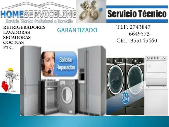 Asistencia técnica refrigeradores general electric 2743847 ??