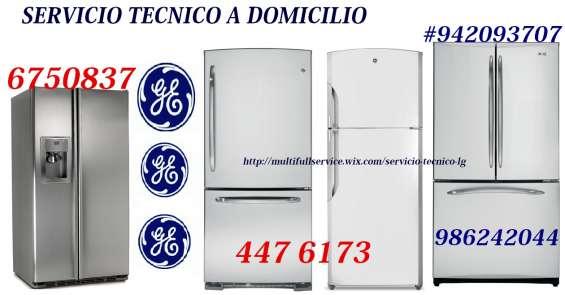 Servicio tecnico general electric refrigeradoras 4476173