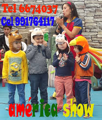 Show infantiles en san borja liam peru 6674037 991764117