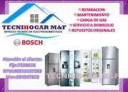 Servicio tecnico refrigeradores bosch lima ??7338618