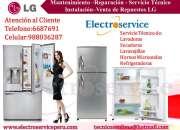 Lg' refrigeradoras*lavadora  mantenimiento reparacion  2748107