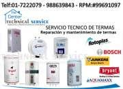 ECOLE ¡! ¡¡ LIDERES EN REPARACION DE TermaS A GAS Garantizado-930142076