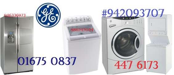 Servicio tecnico general electric lavadoras