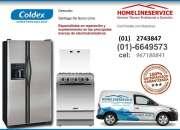 Servicio técnico  refrigeradores  coldex lima  ?¡¡ 6649573