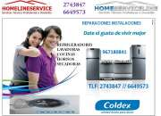 6649573 SERVICIO TECNICO  LAVADORAS SECADORAS  COLDEX  967180841 ??