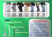 SEPARADORES DE FILAS MODELOS:CORMADO,MIXTO,POP PVC/MAXSOTEC