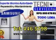 REPARACION A DOMICILIO /446-5798/ SERVICIO TECNICO DE REFRIGERADORAS SAMSUNG BOSCH