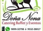 DOÑA NONA CATERING BUFFET & EVENTOS