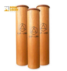 cajas de madera para vinos y piscos