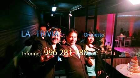 Orquesta la trivia en perú