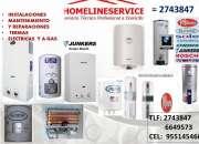 ??mantenimiento termas brasec electroca domicilio 2743847 •?